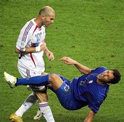 Zidane Headbut