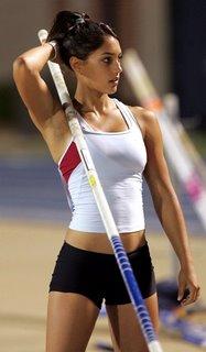 Allison Stokke - Hot High School Pole Vaulter