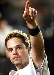 Mike Piazza Points