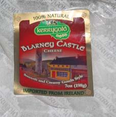 Blarney Castle Cheese