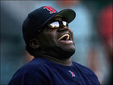 David Ortiz Laughs… at you
