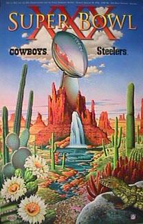 Throwback Super Bowl