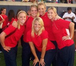 University of Arizona Softball Team