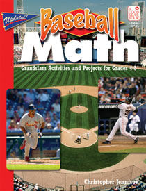 Baseball Math Textbook