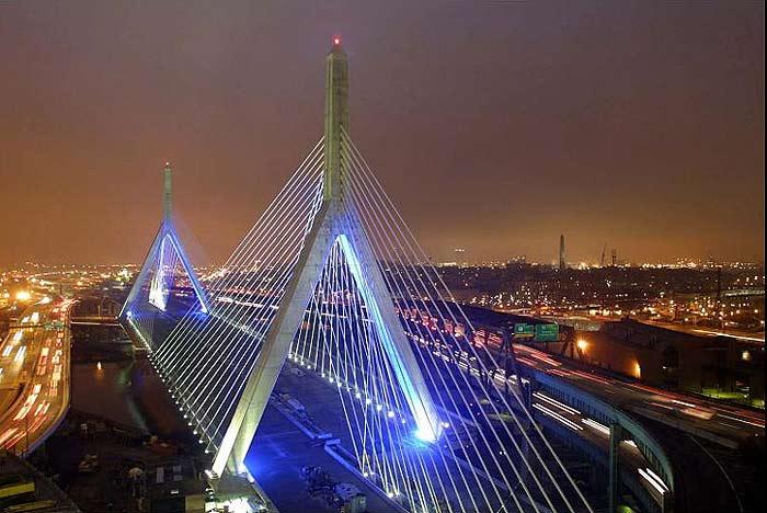 The Zakim Bridge