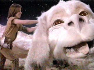 Barry Bonds and Balco (Atreyu and Falcor)
