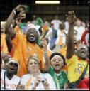 Ivory Coast Cheer