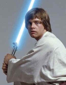 Skywalker parried them
