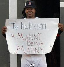 Manny Being Manny
