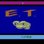 E.T. Title Screen